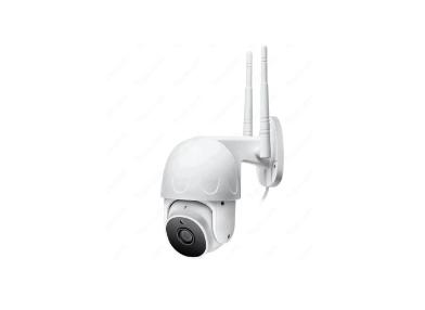 Dual Light Source WiFi Ball Camera