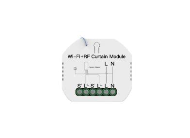 Wi-Fi Curtain Switch Module