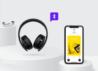 Smart Solutions for IoT Bluetooth Earphones